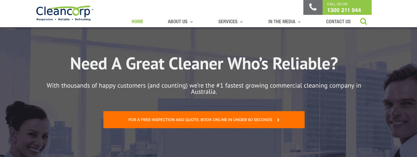 Cleancorp Cleaning Service