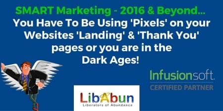 Smart Marketing Using Pixels - LibAbun
