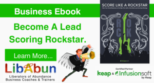 Learn how to use Lead Scoring with your contacts list.
