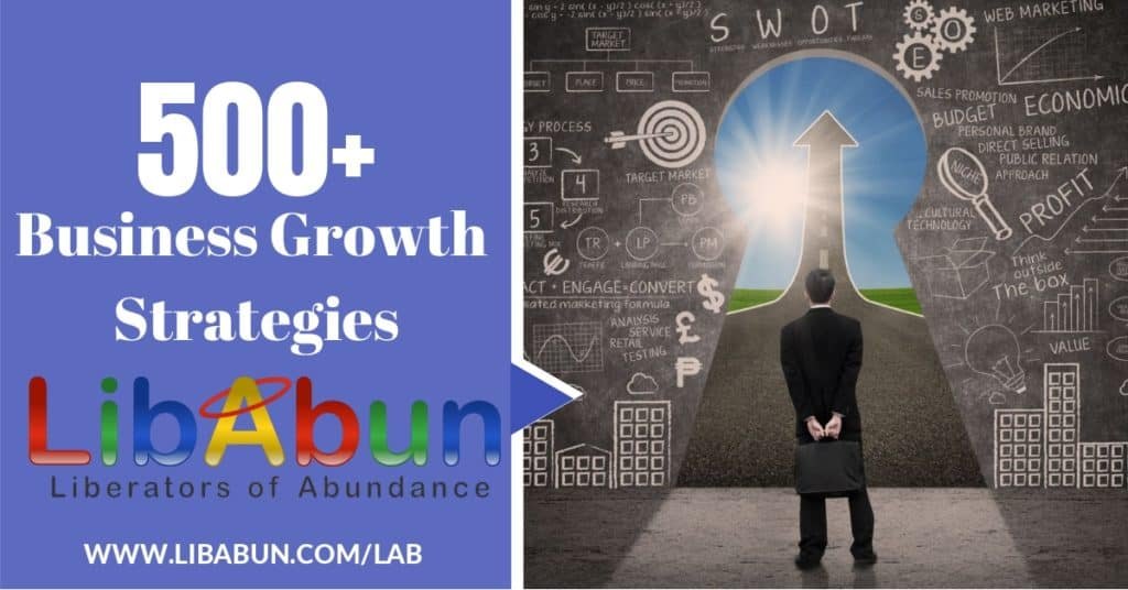 500 Business Growth Strategies