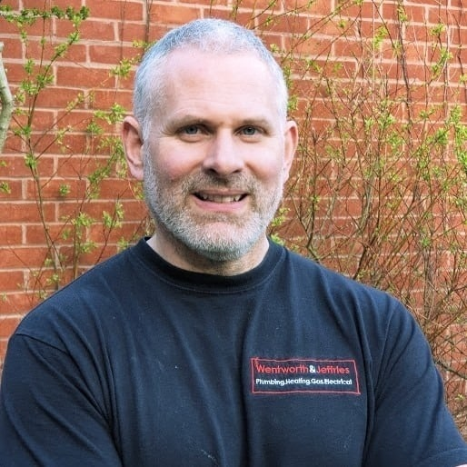 Nick White Wentworth and Jeffries Plumbing and Heating